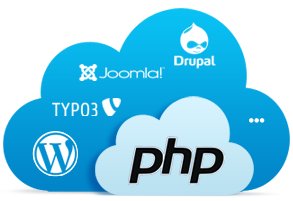 Alojamento PHP