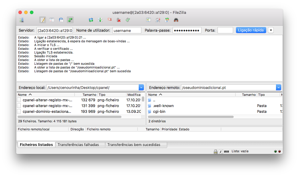 filezilla-ftp-ipv6-access