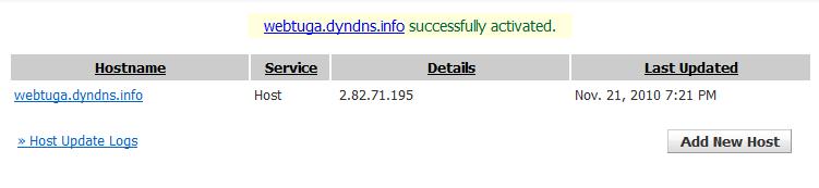 DynDNS