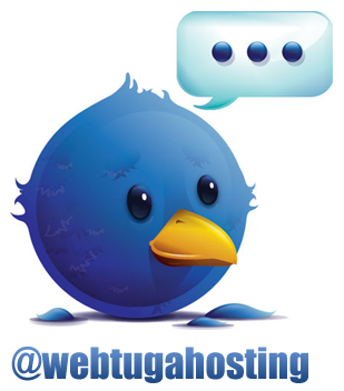 WebTuga Hosting Tweet