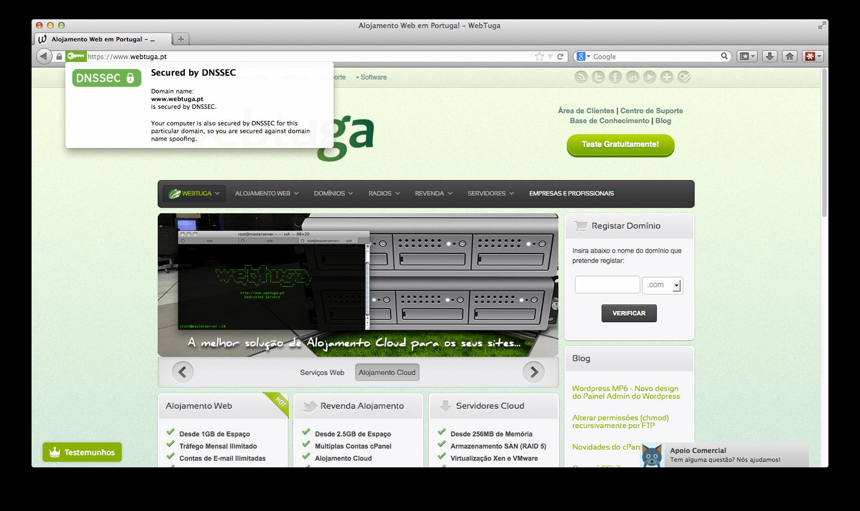 WebTuga DNSSEC